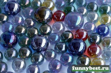 Шарики стеклянные - Glasses balls