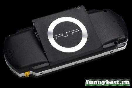Пацаны крадут PSP !!!